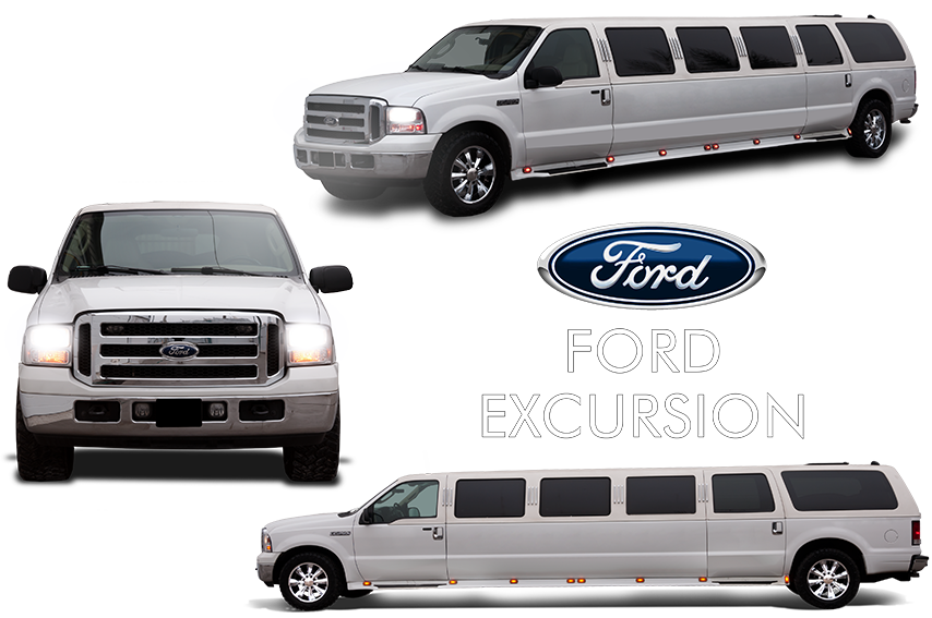 Ford Excursion 2015 >> Ford Excursion Limousine Rental - Limo King - Limo King