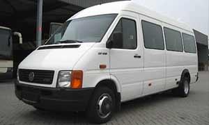 minibus shuttle